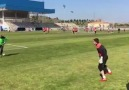 Goalkeeper session with the Getafe First Team. Ideas to use and adapt
