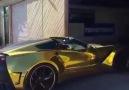Gold Vette