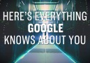 Google has a lot of data on you. Heres how to find it.