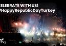Go Turkey - Happy Republic Day! Facebook