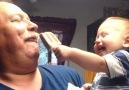 Grandpas are so much fun!