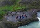 Gullfoss waterfall in Iceland! D