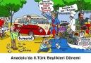2 Günde YGS Tarih Doping Hafıza - Türk Beylikleri