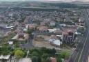 Güney aşagı mahallesi drone ile havadan görünüm ...