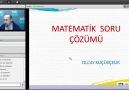GYGK - Matematik Soru Çözümü Olcay Küçükçelik