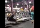 Gym Treadmill Fail