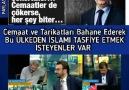 Haber İslam - Türkiye de İslamı yok ediyorlar
