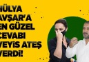 Hadi Özışık - Hülya Avşar&en güzel cevabı Veyis Ateş verdi!