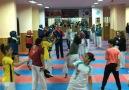 Hafta içi gençler Taekwondo grubumuz
