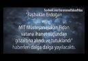 Hakan Fidan'a ve Erdoğan'a kurulan Tuzak