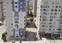 Halat koptu 9. katta ölüm-kalım mücadelesi