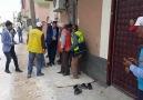 Halil Özşavlı - Hürriyet Mahallesinde asfalt çalışmasını...