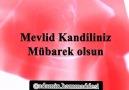 Halit Bayçöl - Tüm İslam Aleminin Cuması ve Mevlid Kandili...