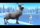 Harika Bir Animasyon - Frozen