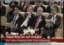 Haşim Kılıç'tan Erdoğan'a Gayri Milli Cevabı