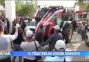 HATTAT TRAKTÖR HAYATIN İÇİNDEHattat Traktör İle Düğün Konvoyu.