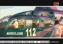 112 Hava Ambulansı Tanıtımı (Paramedik Öğrencileri)