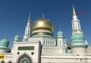 Havadan görüntülerle Moskova Merkez Camisi