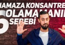 Hayalhanem - NAMAZA KONSANTRE OLAMAMANIN 6 SEBEBİ Mehmet Yıldız
