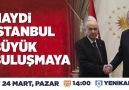 Haydi İstanbul büyük buluşmaya..