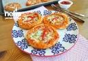 Hazır Yufkadan Pizza Börek Tarifi ) Pazar kahvaltısı için süper fikir )