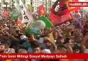 HDP'nin İzmir Mitingi Sosyal Medyayı Salladı
