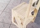 Hem Sandalye Hem Merdiven