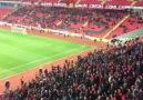 Hep birlikte İzmir Marşı .