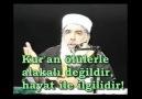 Herkes konuşuyor! Kur'an bir türlü kürsüye çıkamıyor!!!