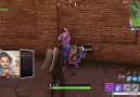 He uncovers 2 Supply Llamas after gliding into battle!