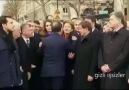 Hollande, Davutoğlu'nu rezil etti :D