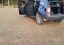 Horon gücüyle çalışan araba :D