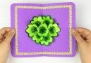 How to make a gorgeous 3D flower pop up card.bit.ly2bi2k2u
