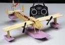 How to Make a RC Floatplane Via Mini Gear