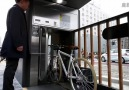 How to park your bike in downtowns - Japan !!!