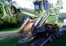 Huge farm equipment