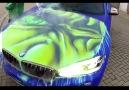 Hulk Paint Camo