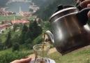 Huzur nedir Huzur bir bardak çaydı..