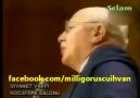 Hz. Peygamber'i (sav) anlatan bir Başbakan!