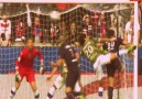 İbrahimovic'in Bastia'ya attığı mükemmel gol !