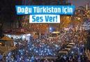 İHH İnsani Yardım Vakfı - Doğu Türkistan İçin Ses Ver! Facebook
