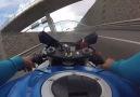 Il est chaud le type avec son 600 GSX-R.Les belles motos