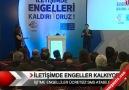 İLETİŞİMDE ENGELLERİ KALDIRIYORUZ TRT 1'de
