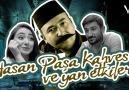 İlk reklam filmimiz Hasan Paşa Kahvesi ve Yan Etkileri yayında