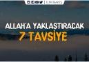 İlmi Bakış - Allah&yaklaştıracak 7 tavsiye Facebook