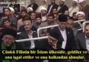 İmam Ali Hamaney Filistin meselesi İslamın ilk meselesidir