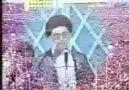 İmam Hamaney Azerice konuşuyor