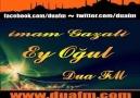 Imam-i Gazali'den Ögüt -1-