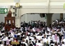Imams doing Dua for rain in Haramain
