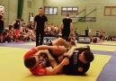 Imanari roll inverted heel hook straight footlock for the win@viralbjj repost